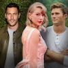 Taylor Swift, Scott Eastwood, Noah Mills