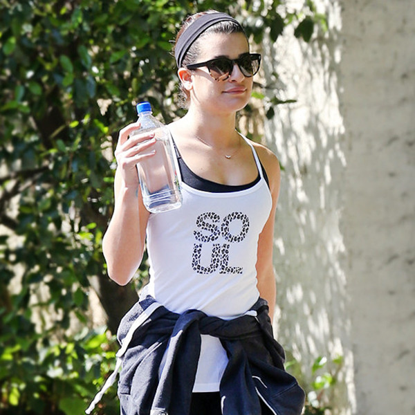 ESC: Hiking, Lea Michele