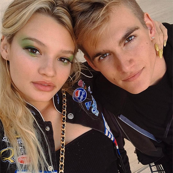 Presley Gerber and Cayley King's Picture-Perfect Romance