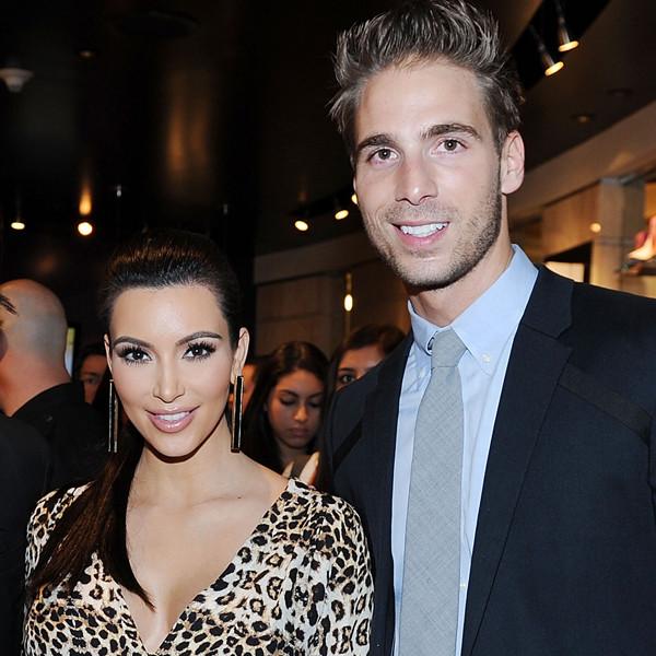 Kim Kardashian, Simon Huck