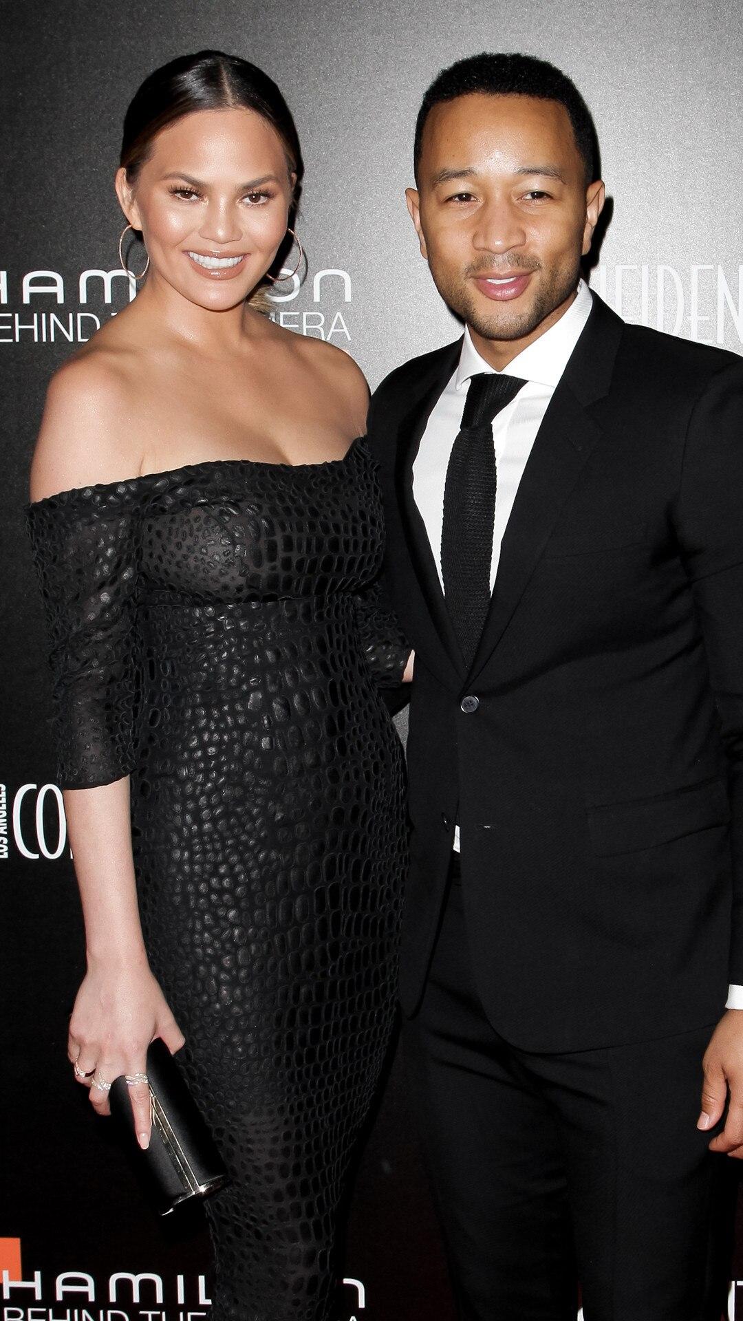 Chrissy Teigen, John Legend, Behind The Camera Awards