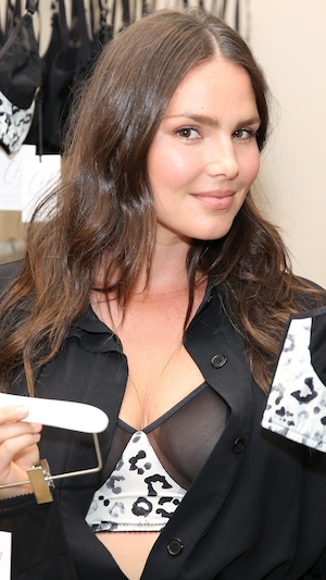 Candice Huffine, Lingerie