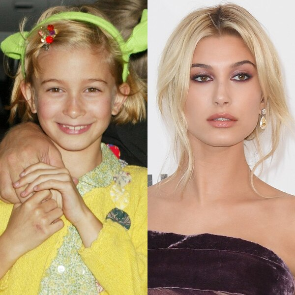 Hailey Baldwin's Evolution