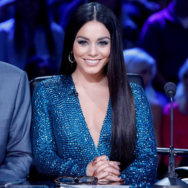Vanessa Hudgens Just Channeled '80s Cher With This Hair Look