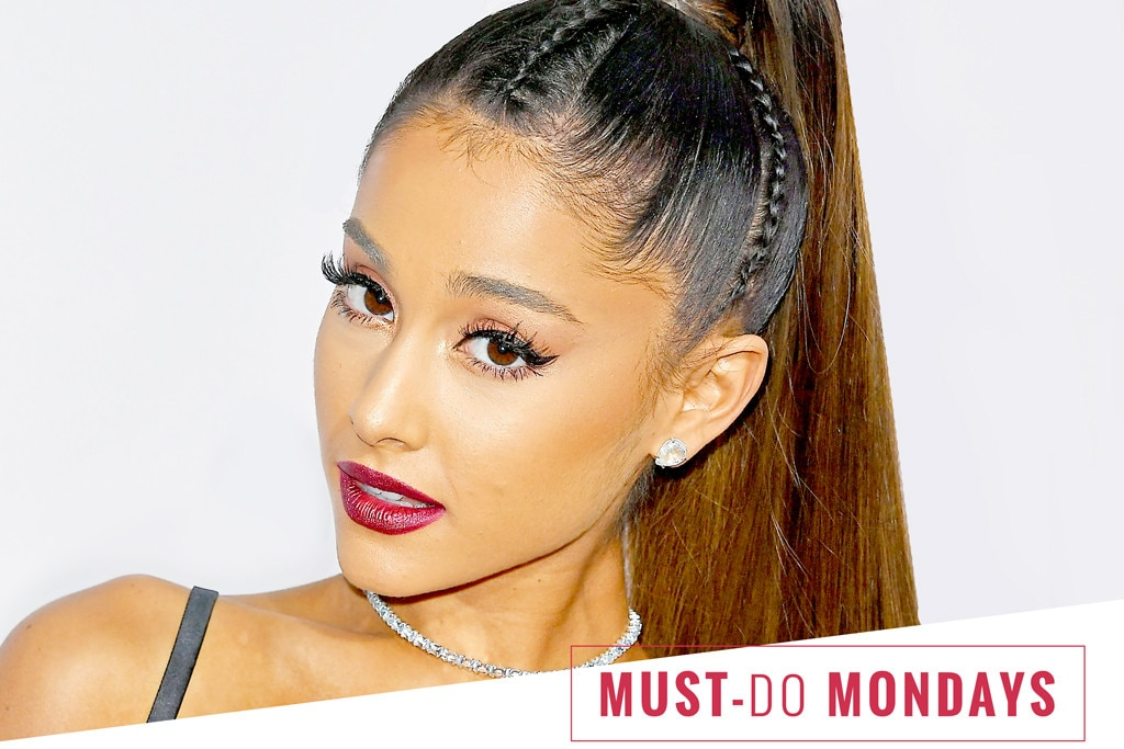 ESC: Must-Do Mondays Ariana Grande
