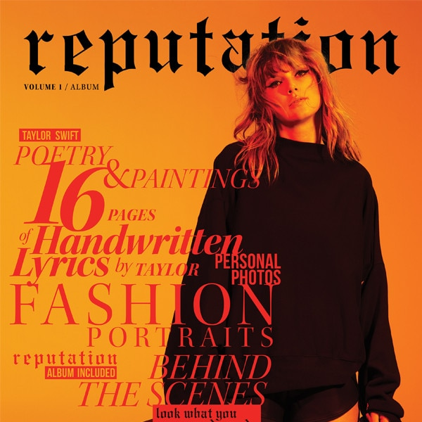 Taylor Swift's <i>Reputation</i> Style