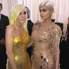 Kylie Jenner, Donatella Versace, Met Gala
