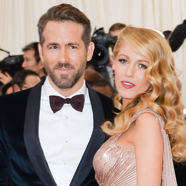 Ryan Reynolds, Blake Lively, Met Gala 2014