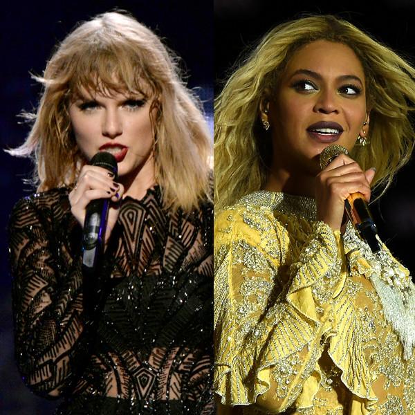 Taylor Swift, Beyonce