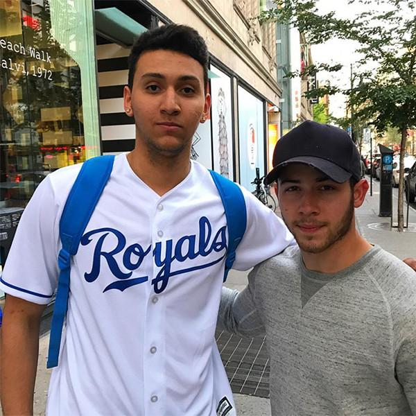 Nick Jonas, Fan