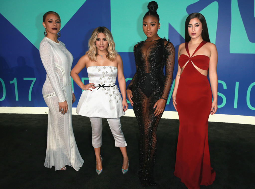 Dinah Jane, Ally Brooke, Normani Kordei, Lauren Jauregui, Fifth Harmony, MTV Video Music Awards 2017