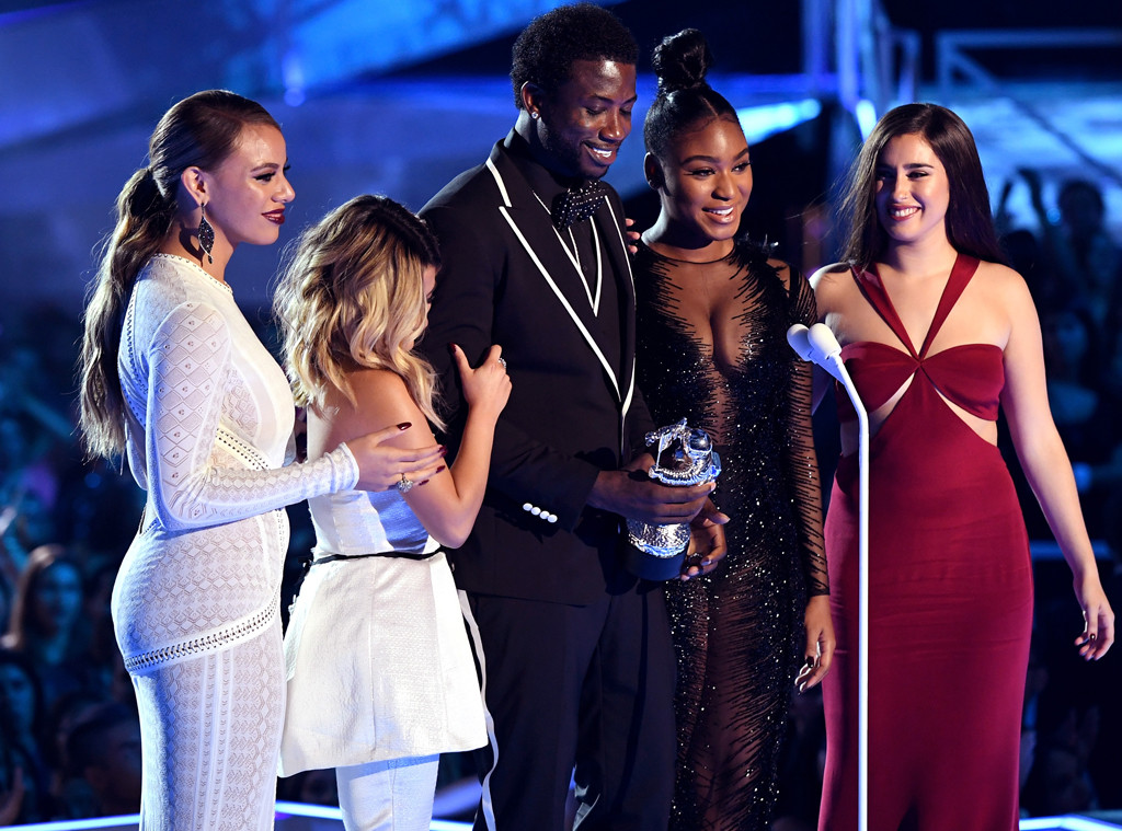 Fifth Harmony, Gucci Mane, MTV Video Music Awards 2017, Winners