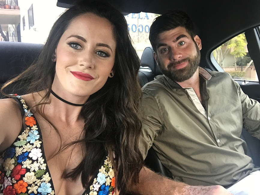 What dating app did jenelle use to meet nathan