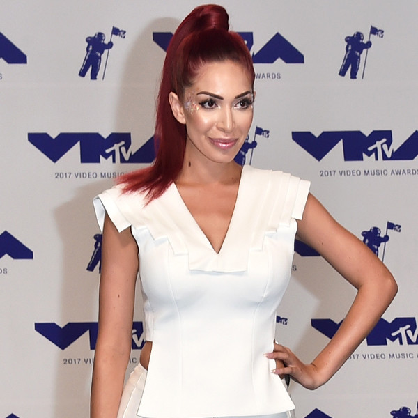 Farrah Abraham, MTV Video Music Awards 2017