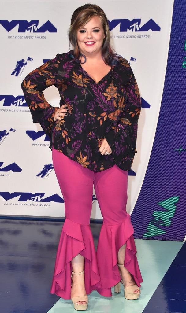 Catelynn Lowell, MTV Video Music Awards 2017