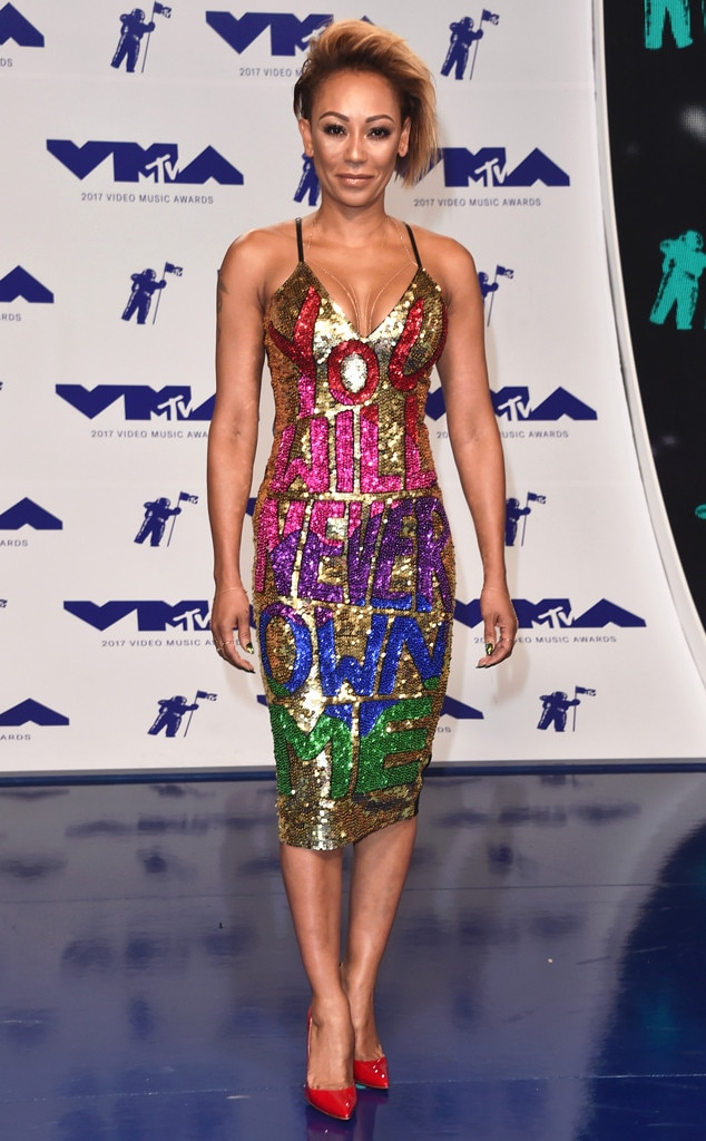 Mel B, MTV Video Music Awards 2017