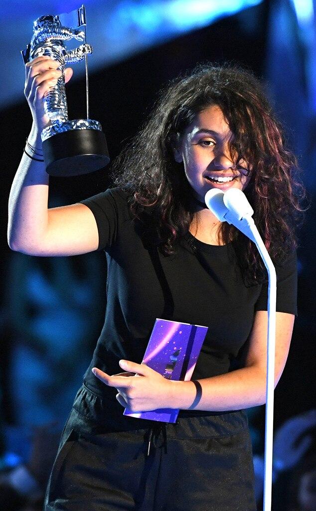 Alessia Cara, MTV Video Music Awards 2017, Winners