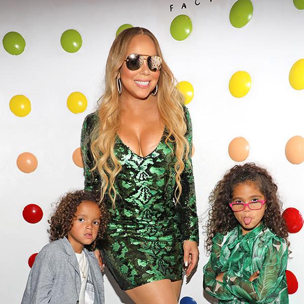Mariah Carey, Morocco, Monroe