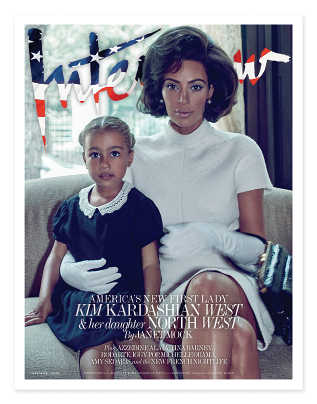 North West Lands Her First Magazine Cover: 21 Things We Learned ... | title | magazine west
