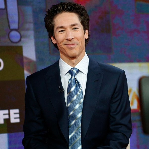 Joel Osteen Rushes to TV to Defend Church Amid Criticism Over Harvey Victims' Treatment   E! News