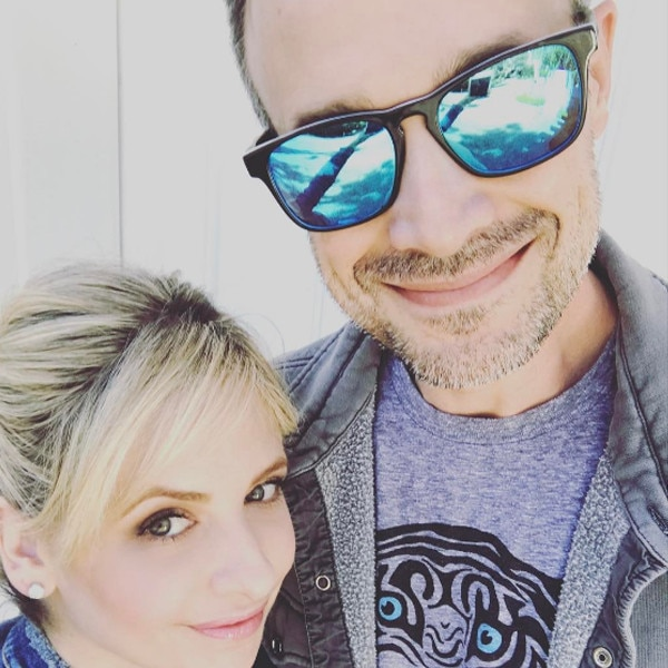 Sarah Michelle Gellar and Freddie Prinze Jr.'s Cutest Pictures