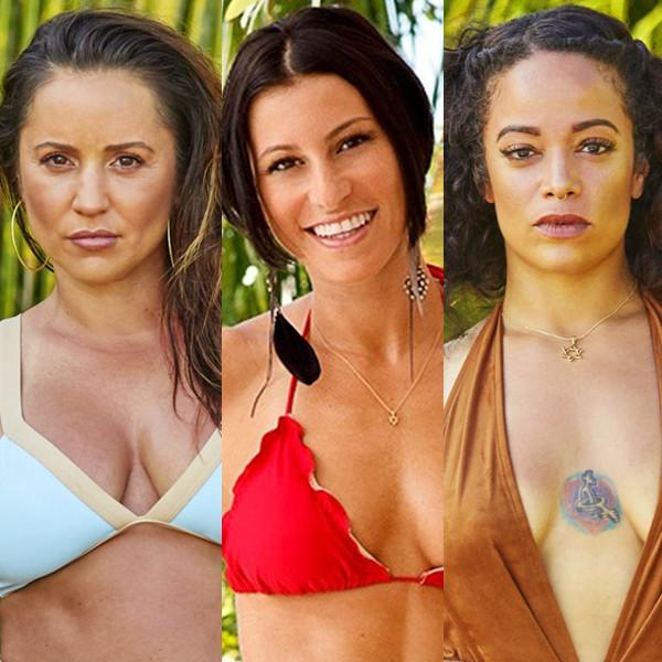 Veronica Portillo, Rachel Robinson, Aneesa Ferreira, The Challenge