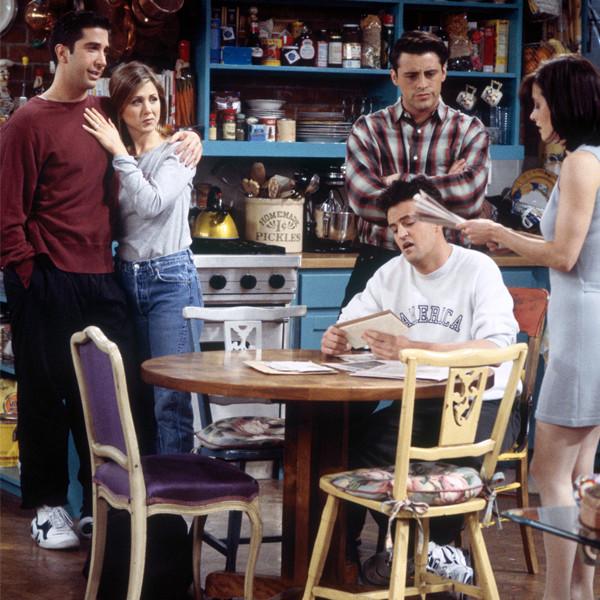 Friends, Kitchen