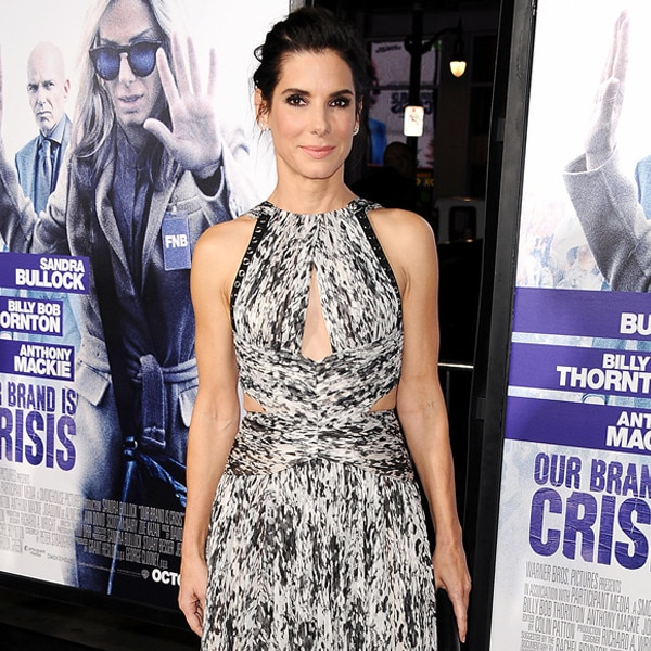 Sandra Bullock's Various Under-the-Radar Donations