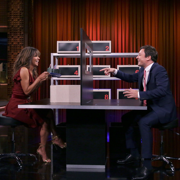 Halle Berry, The Tonight Show