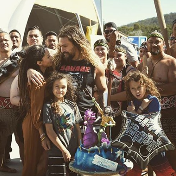 Read				Lisa Bonet Surprises Jason Momoa on the Aquaman Set for His Birthday