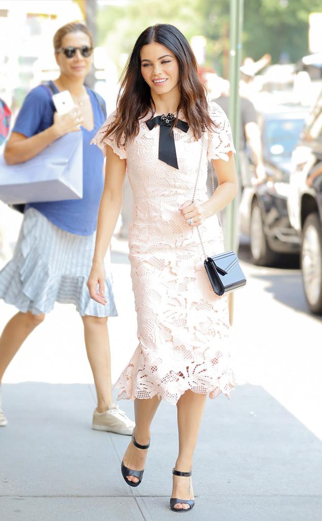 ESC: Jenna Dewan, Best Dressed