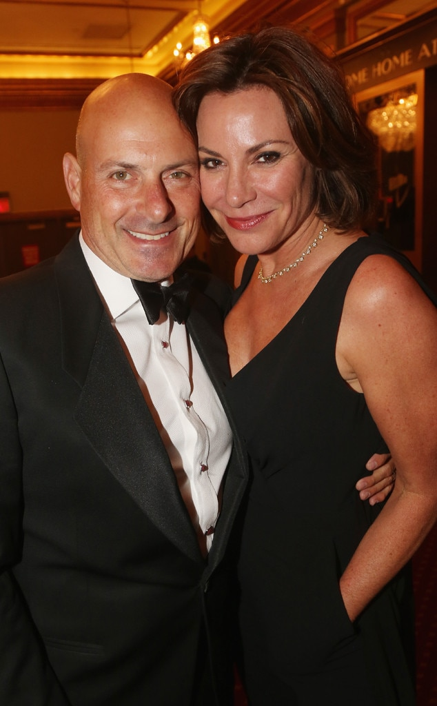 "The Real Story Behind Luann De Lesseps' Decision To Divorce Tom D'Agostino: ""She Just Broke Down"""