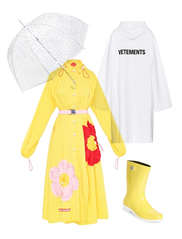 rain not to mention regular the hot months garments essay