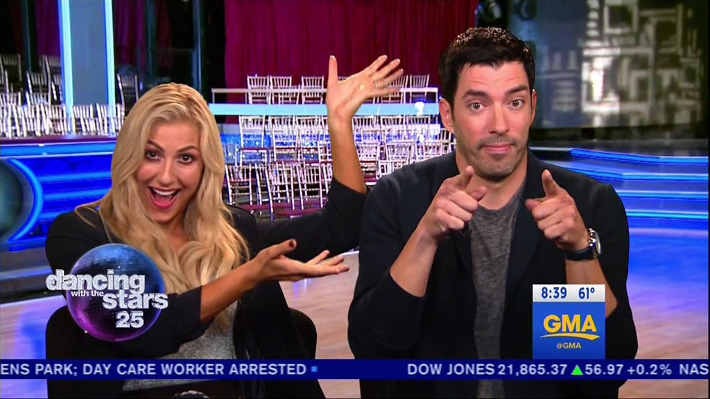 Drew Scott, Dancing With the Stars