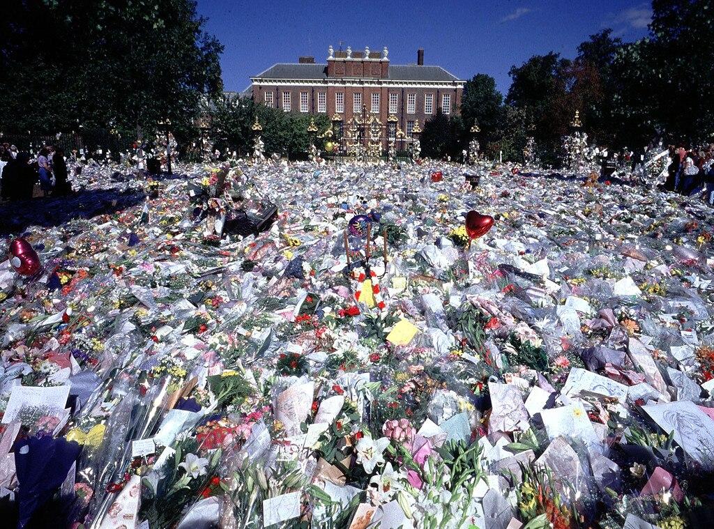 Princess Diana, Kensington Palace