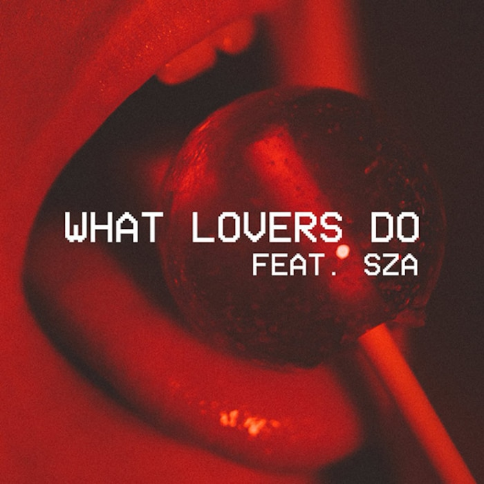 Maroon 5, What Lovers Do, SZA