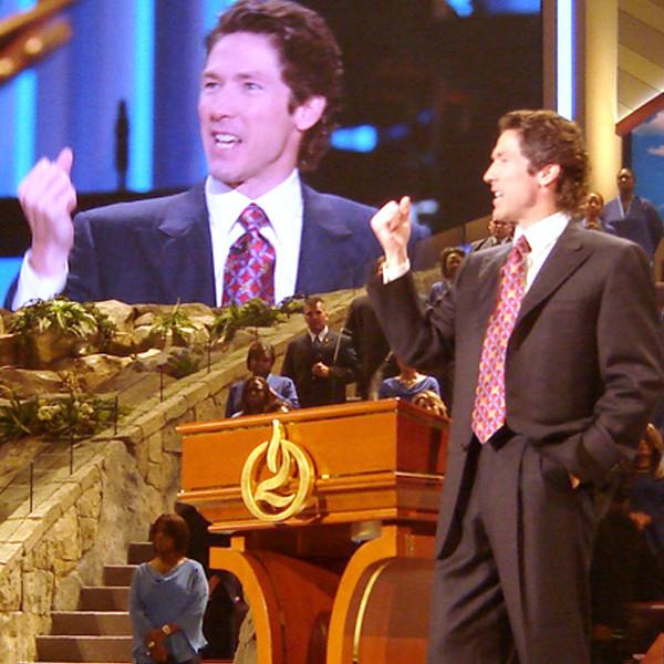 Joel Osteen, Lakewood Church