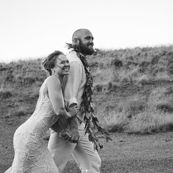 Ronda Rousey, Wedding