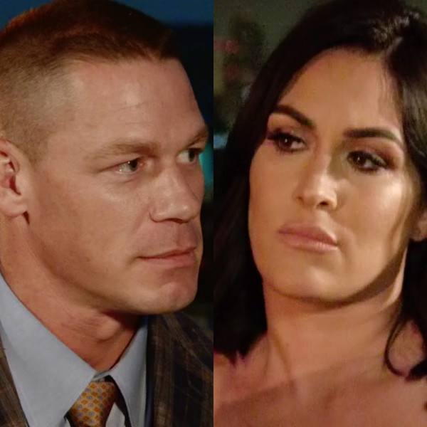 John Cena, Brie Bella