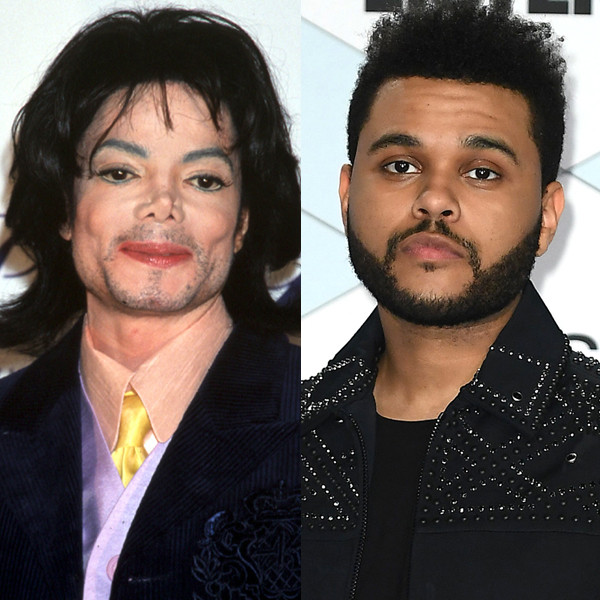 Michael Jackson, The Weeknd