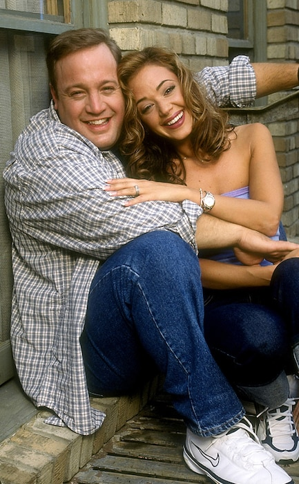 The King of Queen, Kevin James, Leah Remini