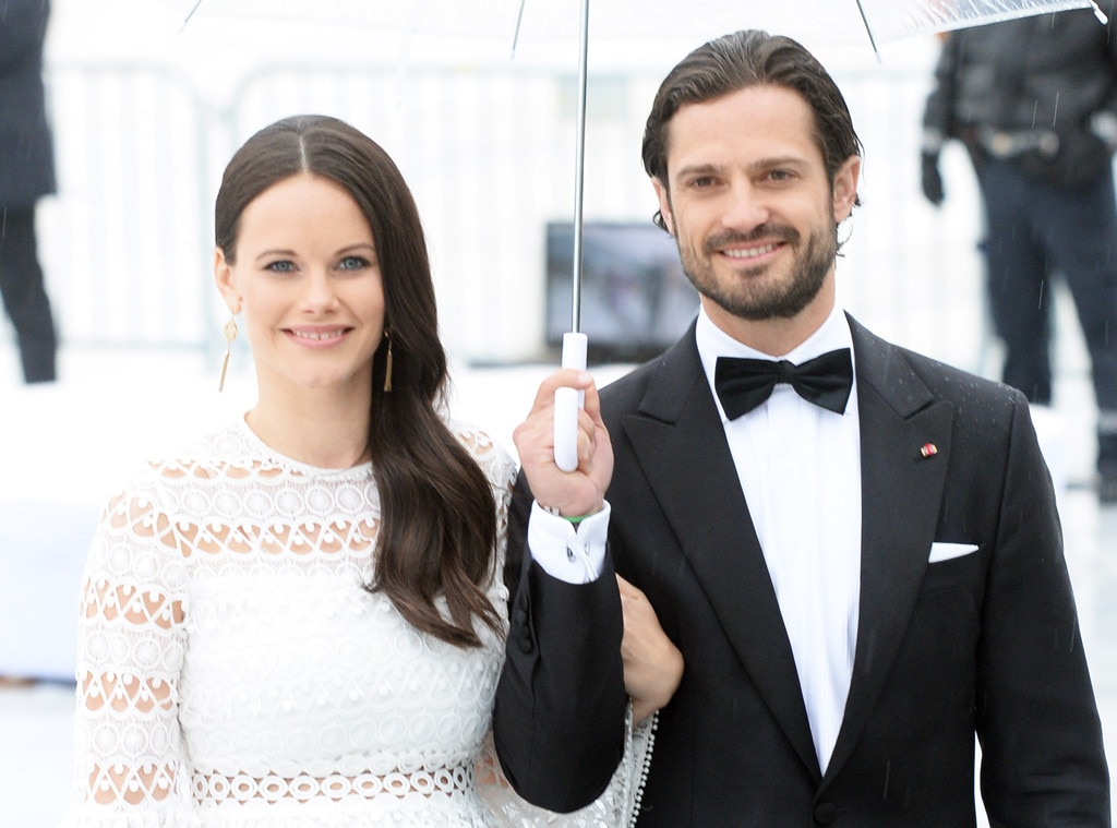 Swedish Royals Princess Sofia and Prince Carl Philip Welcome Baby No