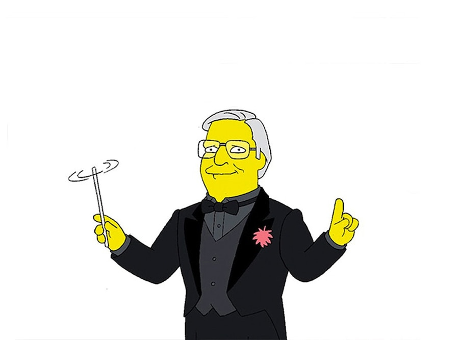 Alf Clausen, The Simpsons