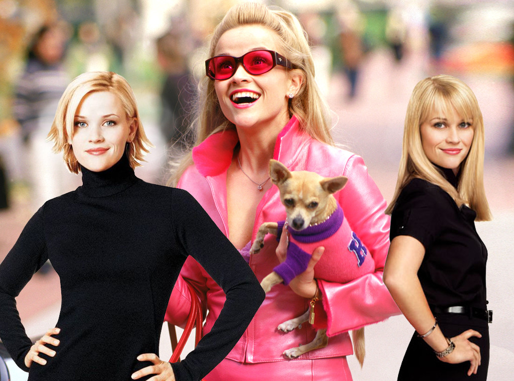 Reese Witherspoon Movie Collage
