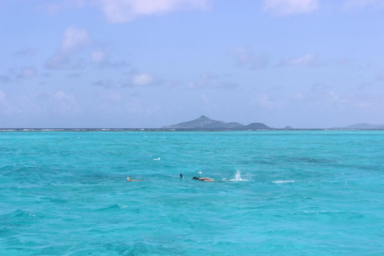 Barbados Ocean Image