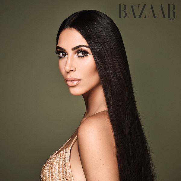 Kim Kardashian Says North West Would Make a Better President Than Donald Trump