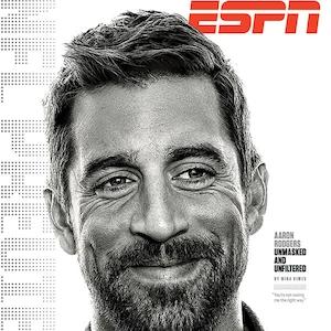 Aaron Rodgers, ESPN The Magazine