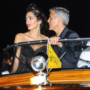 George Clooney, Amal Clooney, Venice Film Festival 2017