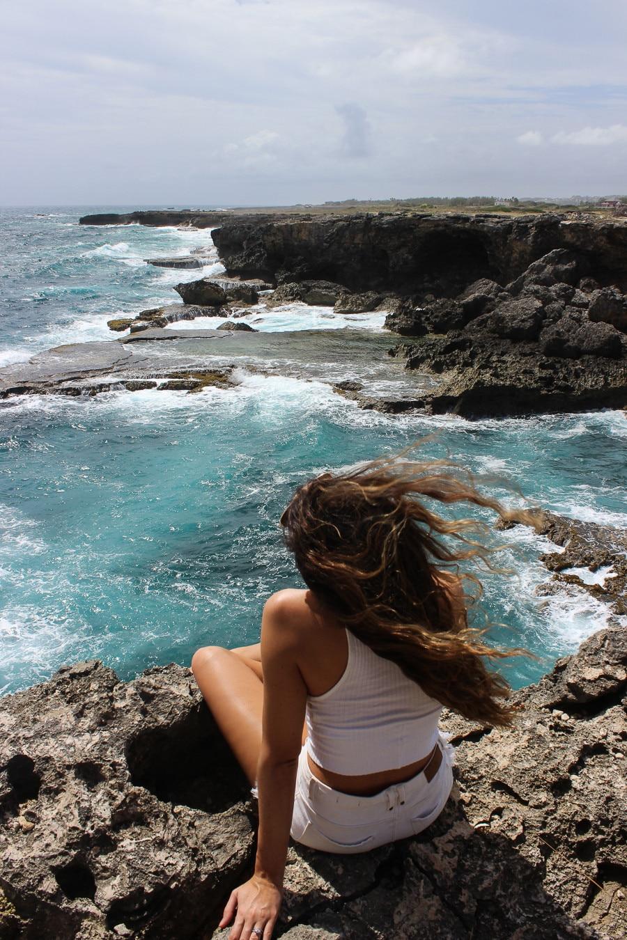 Barbados Sabrina Cliff