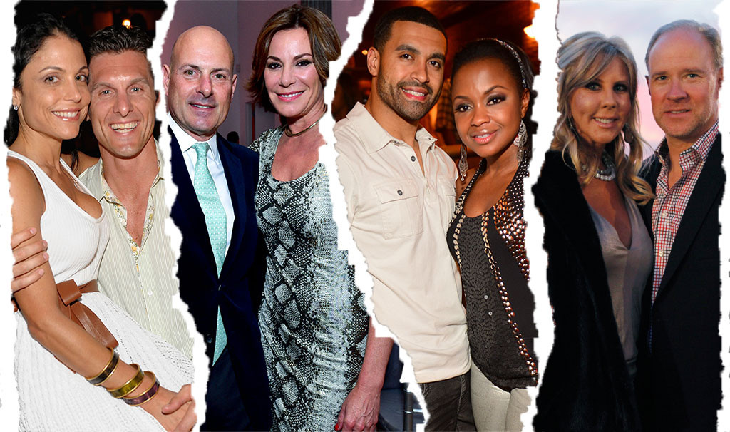 Real Housewives Relationship Fails